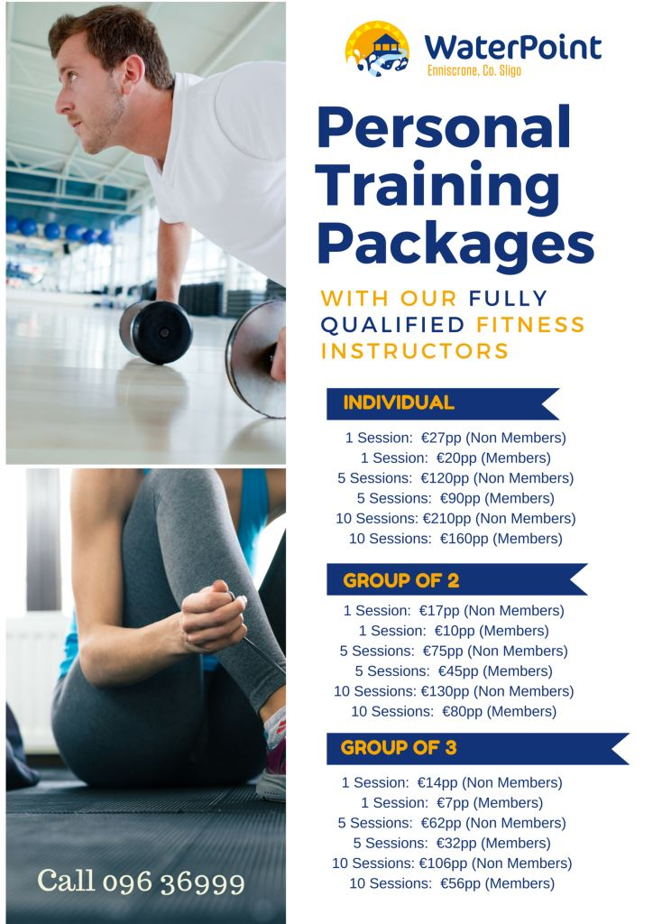 Personal TrainingPackages2